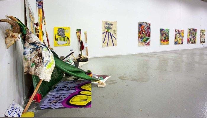 Athens School of Fine Arts - Exhibition