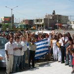 The Greek community of San Andres in Peru