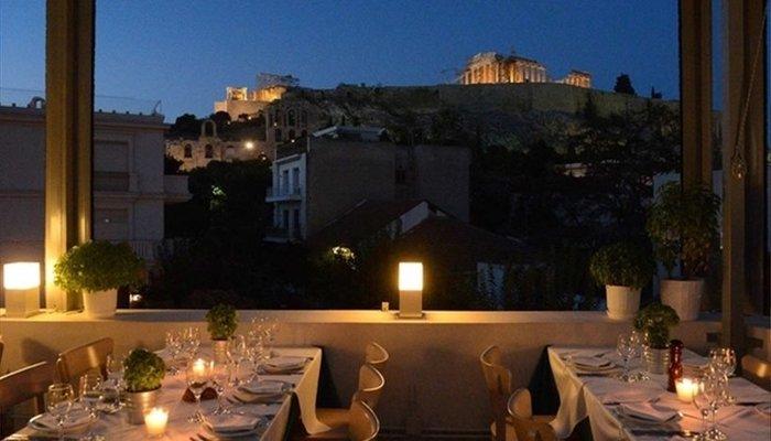 Strofi Restaurant in Athens