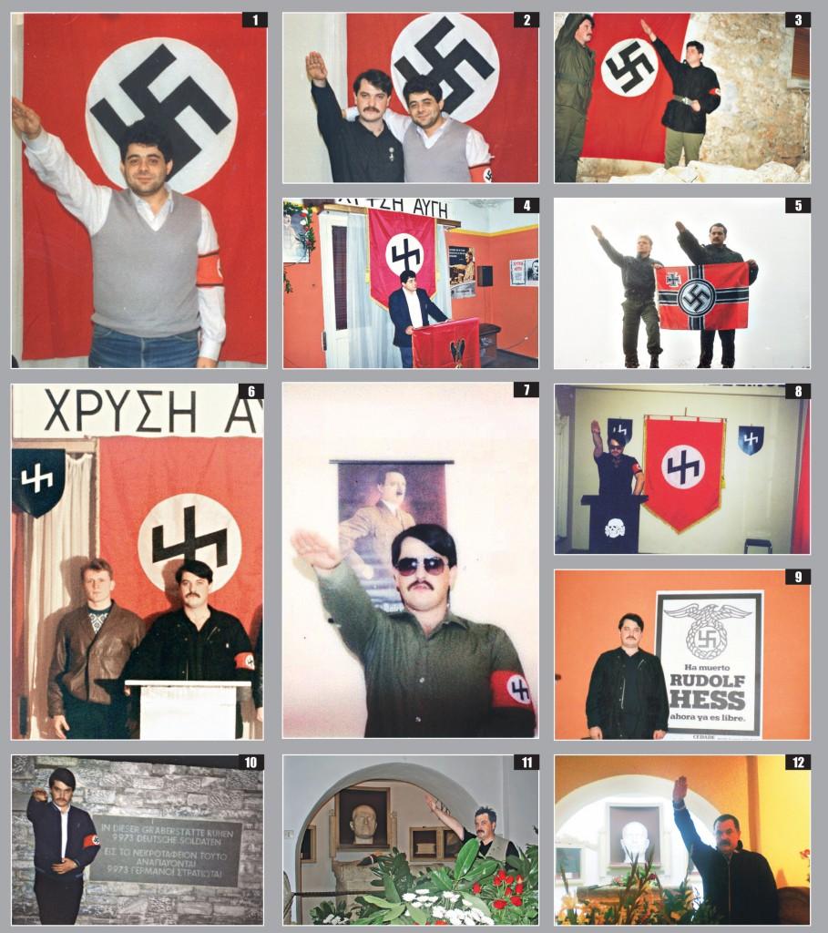 Golden Dawn Nazis