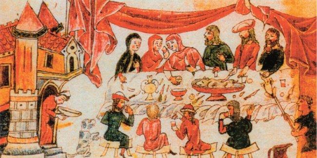 byzantine-food