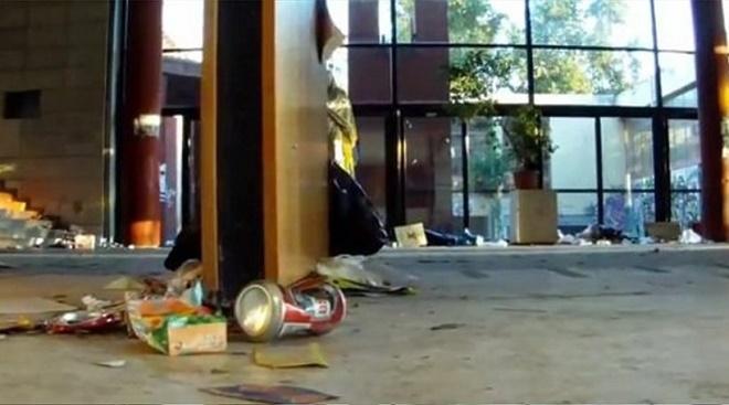 philosophy school-garbage