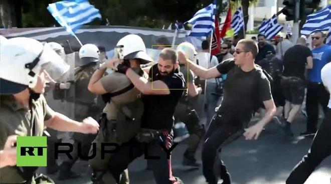 Alexandros Lyris Golden Dawn