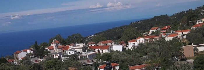 Christos in Raches of Ikaria