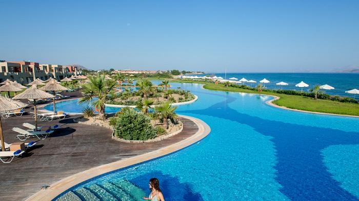Greek five star hotels