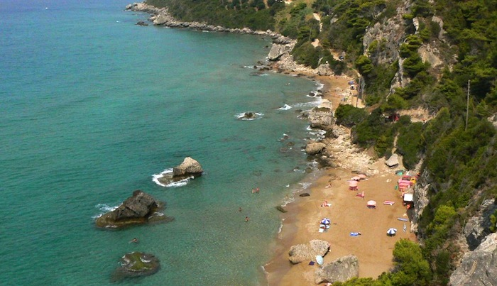 Mirtiotissa Beach, Corfu