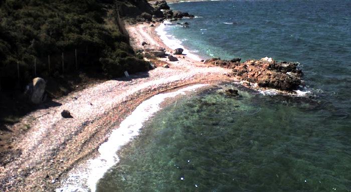 Ramnounda Beach, Attica