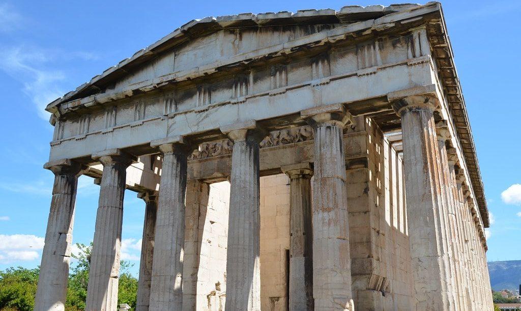 The Temple of Hephaistos