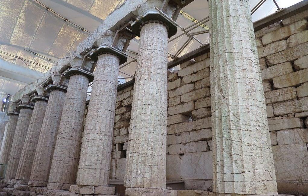 Ancient Greek Temple of Epikourios