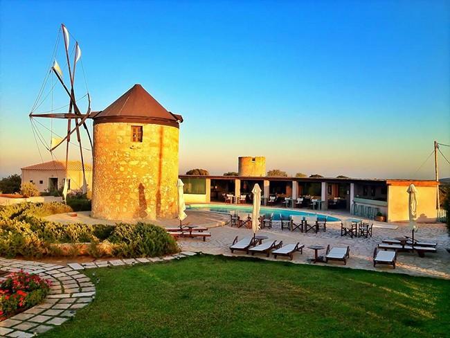 windmill kythera