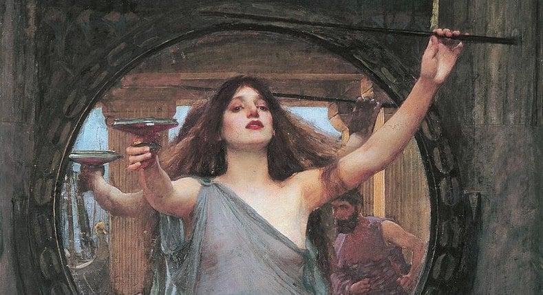 deadliest women greek mythology circe clytemnestra medea