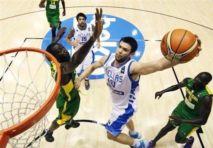 Greece Defeated Senegal at the FIBA World Basketball Championship game for both teams