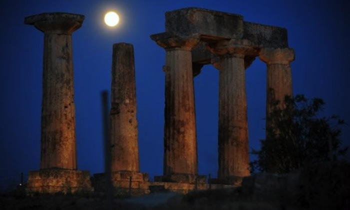 August Full Moon Events in Greece, Museums, Archaeological sites