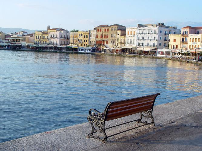 chania-Greek vacation