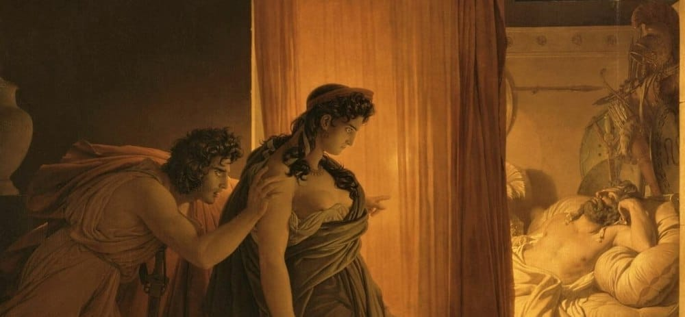 deadliest women greek mythology femme fatales clytemnestra