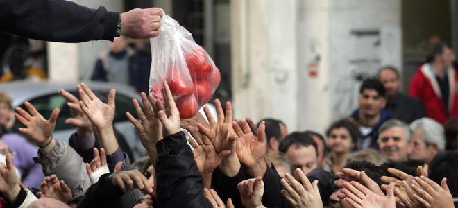 Greece misery