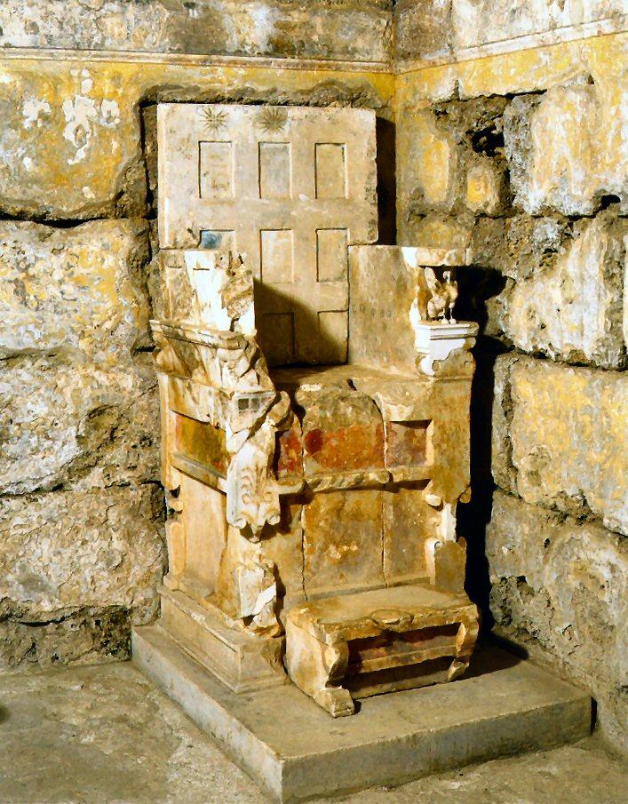 Throne at Amphipolis