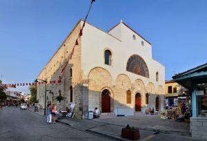 St. Charalambos Church Cesme (Tseme)