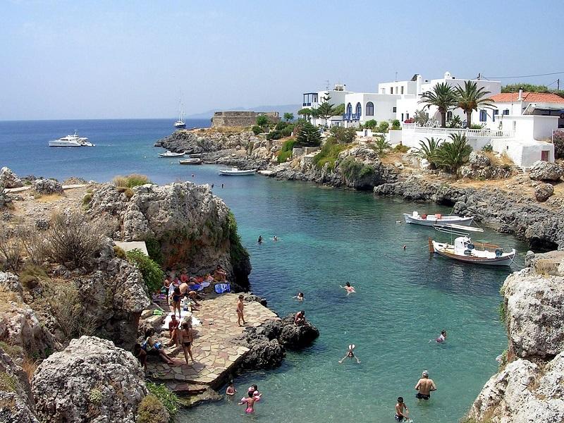 Greek islands names