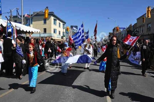 Greek parade_Canada