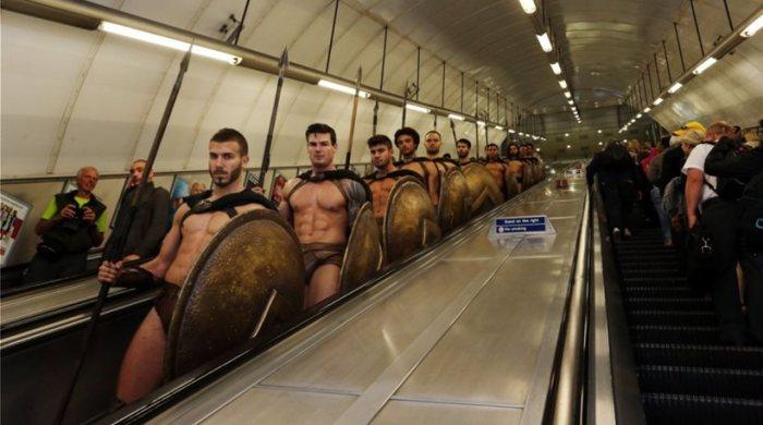 spartan warriors