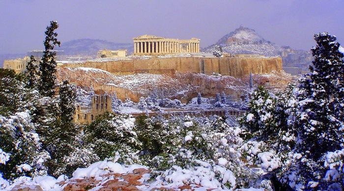 Greek Winter Destinations