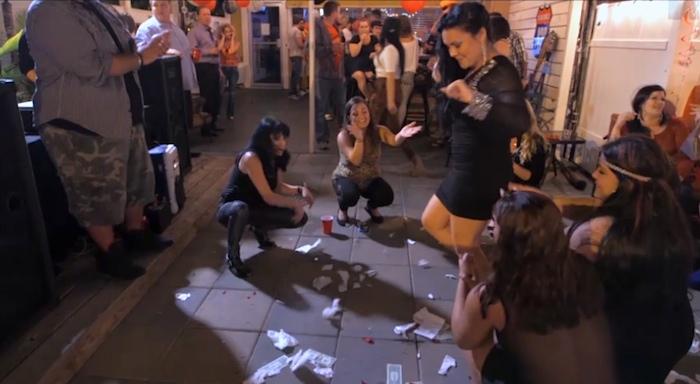 Still from MTV's 'Growing Up Greek' trailer
