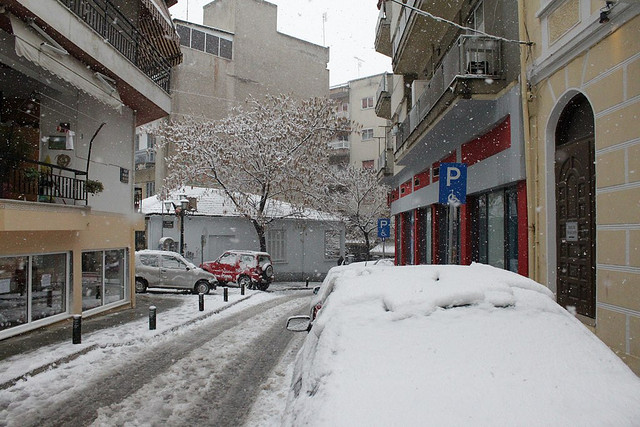 snow-northern-greece