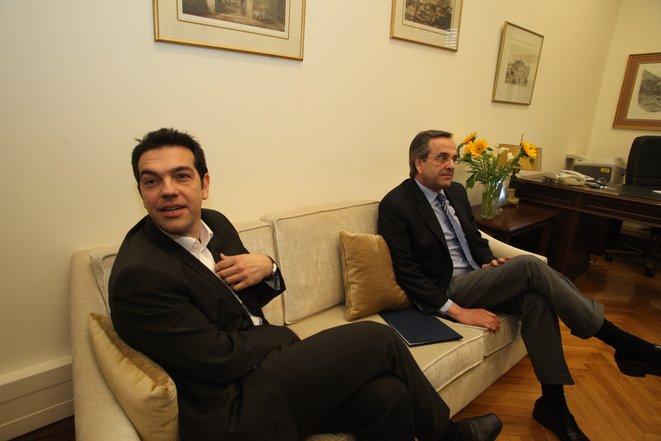 Antonis-Samaras-Alexis-Tsipras3