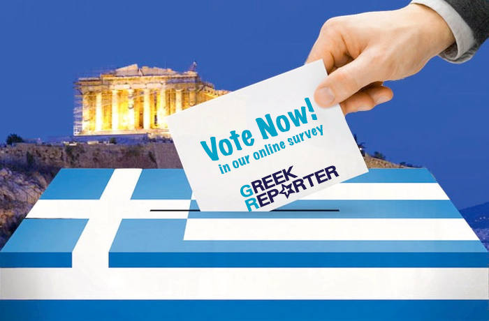 Vote in our poll for the 2015 Greek election