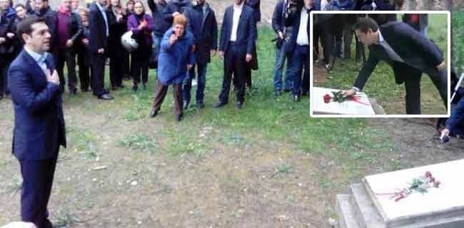 Tsipras-Lodged-Flowers-to-the-Memorial-of-Kessariani