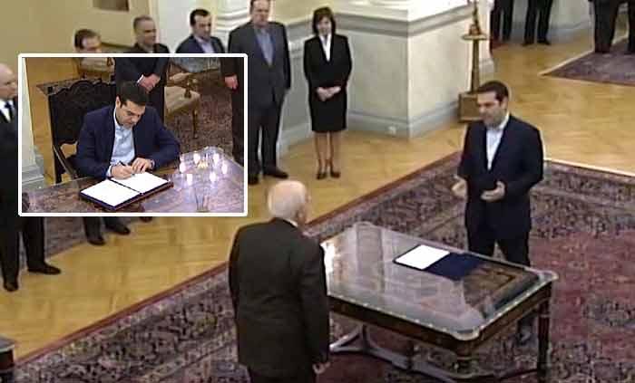 Tsipras_Oath1