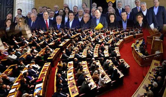 Greek-Parliamentary-Vote