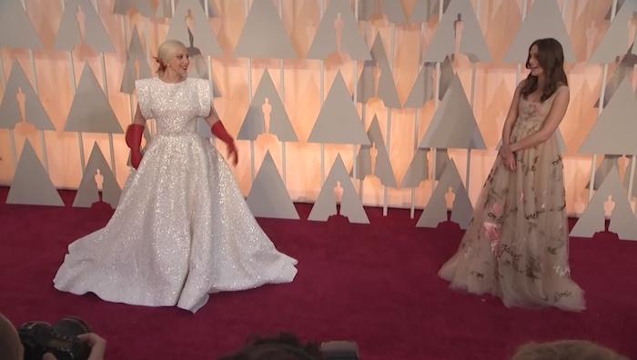 Oscars Academy Awards Red Carpet Arrivals