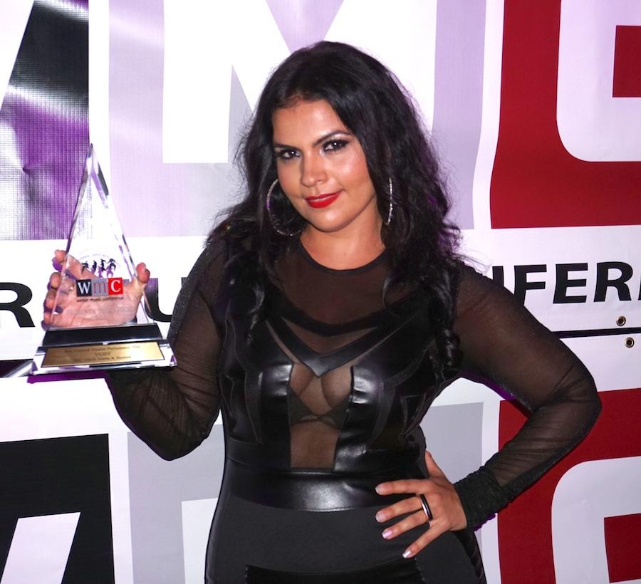 Vassy IDMA Award win