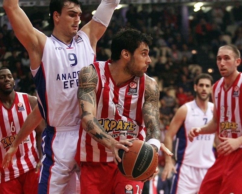 Georgios Printezis - Olympiacos Piraeus - EB14