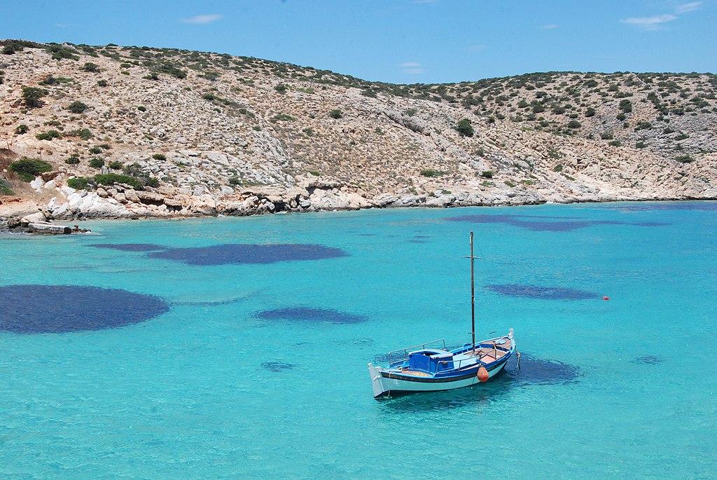 Iraklia Greek Island
