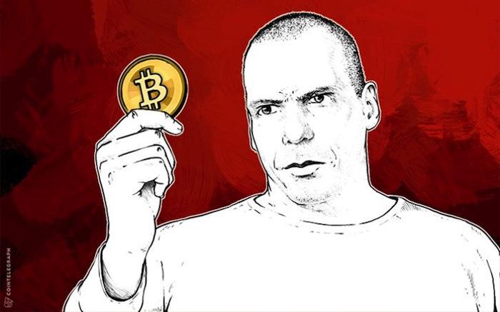 Yanis Varoufakis says Greece might go to Bitcoin