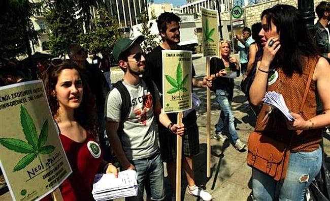 First Cannabis Festival in Greece