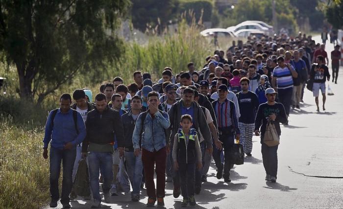 Immigrants Kos