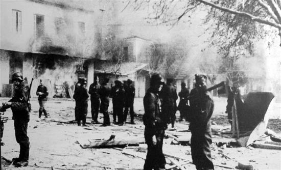 World War II reparations