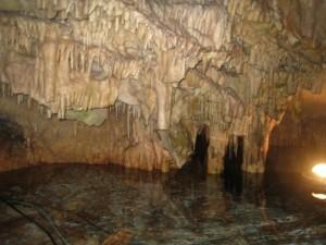 Caves of Diros.