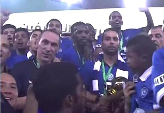 Donis Leads Al-Hilal