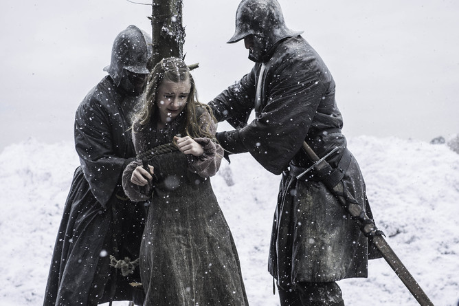 Like the myths that confounded the Greeks, the latest twist in Game of Thrones has challenged its audience.
