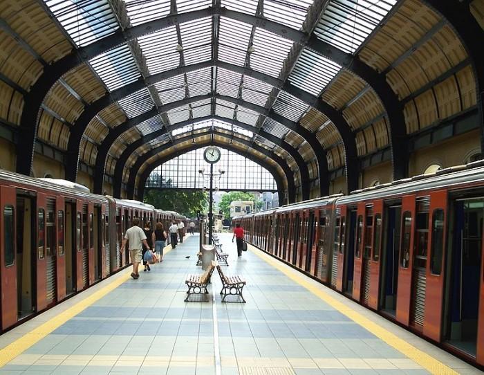 Athens Public Transportation