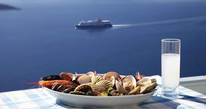 Greece Seafood