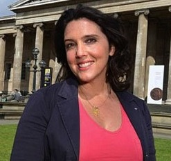 Historian and television broadcaster Bettany Hughes