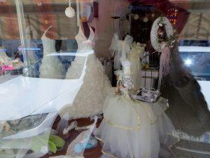 Greek Bridal Shop in Kalambaka