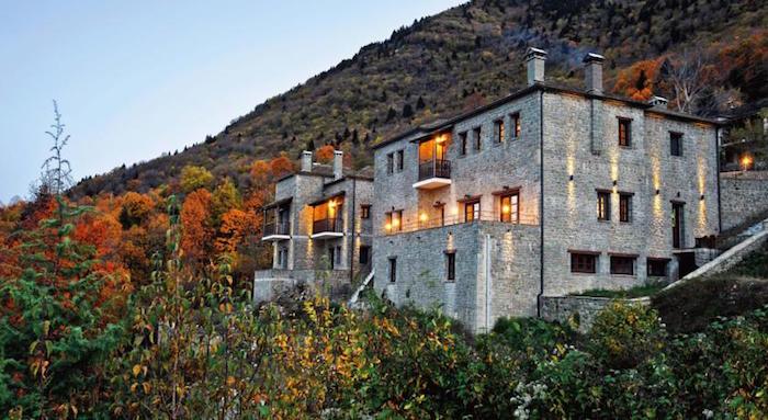 Elati, Ioannina