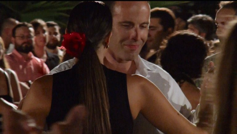 Video: Dancing Tango Under the Full Moon at the Acropolis Museum